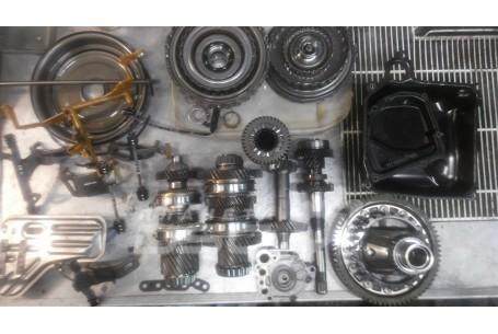 Ремонт Volkswagen Golf GTI DSG-6 02E